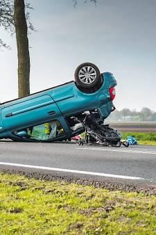 Kwart van alle auto-ongelukken gebeurt binnen eerste drie minuten