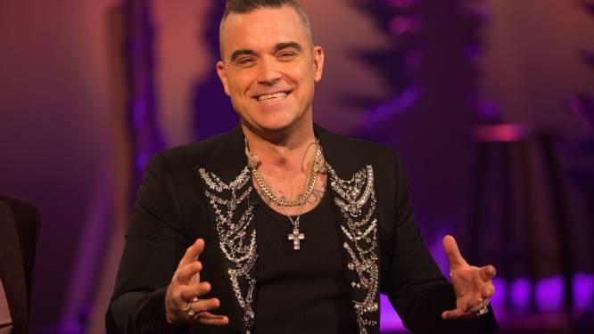 """Robbie Williams op zoek naar """"nieuwe aartsvijand"""""""