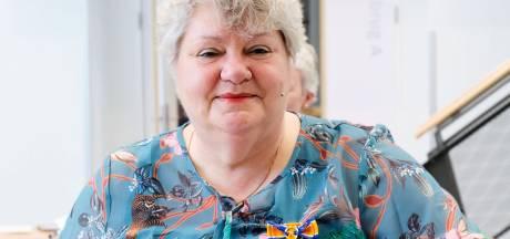 Imelda de Groot benoemd tot Officier in de Orde van Oranje Nassau op haar laatste werkdag