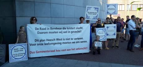 Ook aangepaste plannen Heesch West leveren bezwaren op: te veel verkeer, te weinig aandacht voor lokale ondernemers