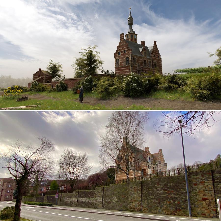 Een vergelijking van de Wijnpers in de 17e en de 21e eeuw.