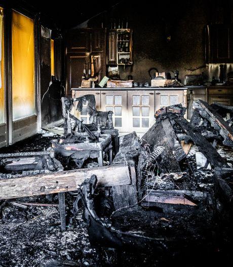 Grote brand verwoest Remco's huis én zijn dromen: 'Het is een wonder dat ik hier nu nog sta'