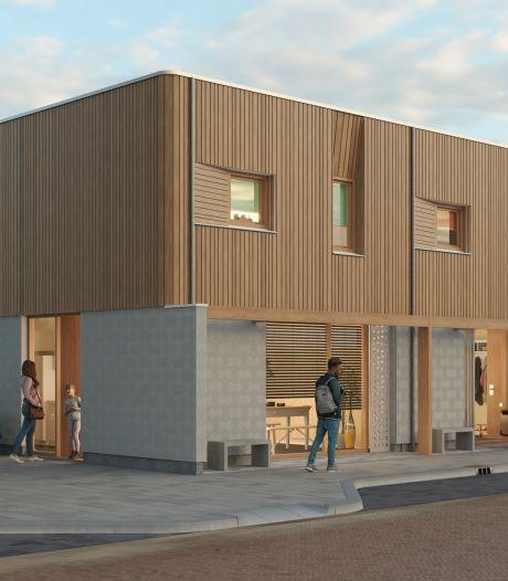 Tilburg krijgt twee woningen van hout, maar dat moeten er veel meer gaan worden