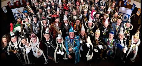 Hoog bezoek tijdens prinsenfoto in Lieshout