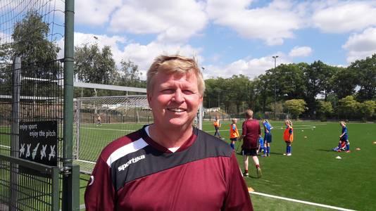 Vincent de Vroomen van Avanti is betrokken bij de Voetbalschool Meierijstad.