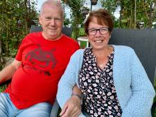 Herma (64) kreeg een hoop medische ellende over zich heen, maar gelukkig heeft ze haar Frank