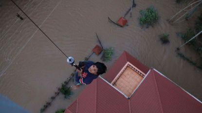 Dodentol overstromingen in India opgetrokken naar meer dan 350
