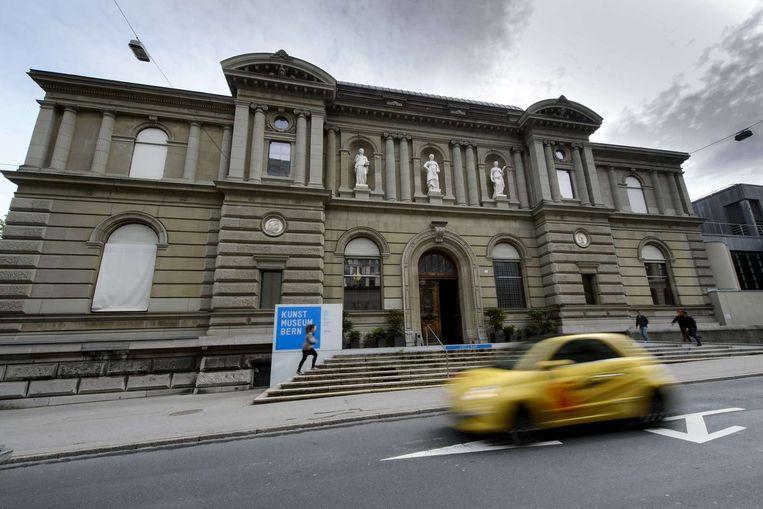 Het Kunstmuseum in Bern Beeld afp