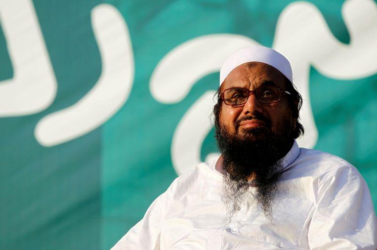 Hafiz Saeed. Beeld REUTERS