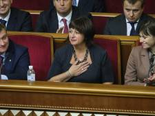 Une Américaine et deux autres étrangers au gouvernement ukrainien