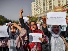 Des journalistes frappés par des talibans lors d'une manifestation de femmes à Kaboul