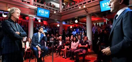 Debat tussen Baudet en Rutte trekt 1,5 miljoen kijkers