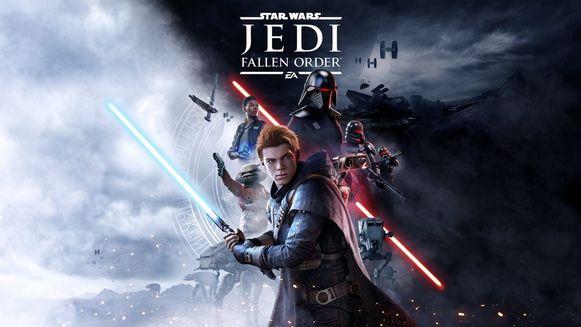 'Star Wars: Jedi Fallen Order' leunt nadrukkelijk op de esthetiek van de films, als achtergrond bij een bijzonder onderhoudend actie-avontuur.