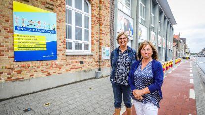 Sint-Lutgardisinstituut ziet juffen Rosa en Annemie na ruim een kwarteeuw met pensioen gaan