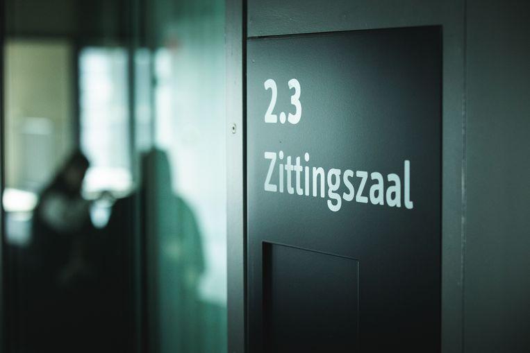 Ondersteunend beeld: de man verscheen maandag voor de correctionele rechtbank in Gent.