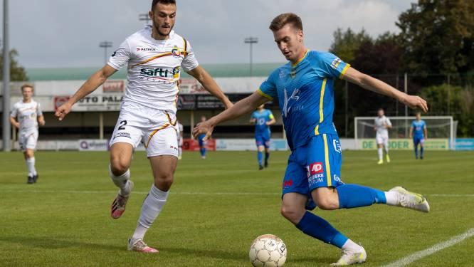FC Merelbeke wint derby bij RFC Wetteren met zware 1-4-cijfers