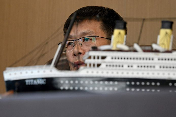 Su Shaojun, l'investisseur à l'origine de cette idée
