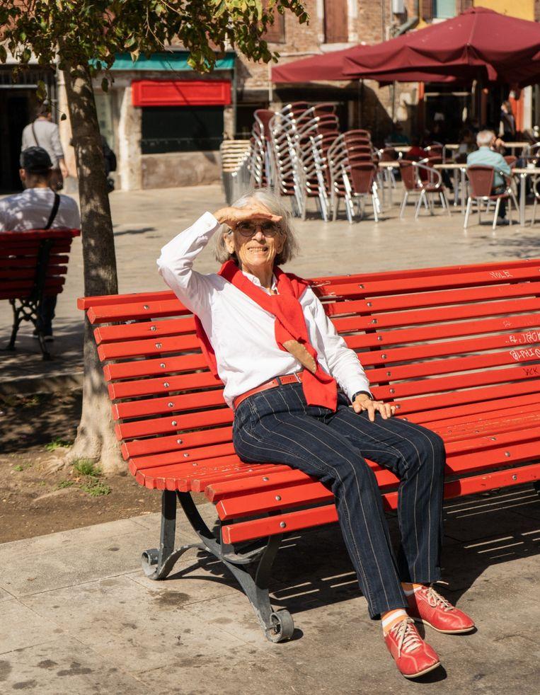 'Italianen hebben de zekerheid dat ze waardevol en aantrekkelijk zijn. Níémand anders in de wereld heeft dat.' Beeld