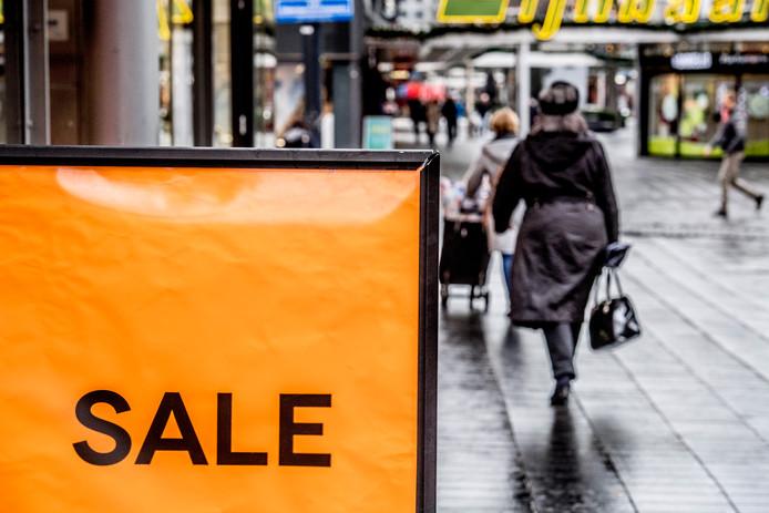 In Rotterdam is nog volop ruimte voor winkels volgens vastgoedadviseur CBRE.