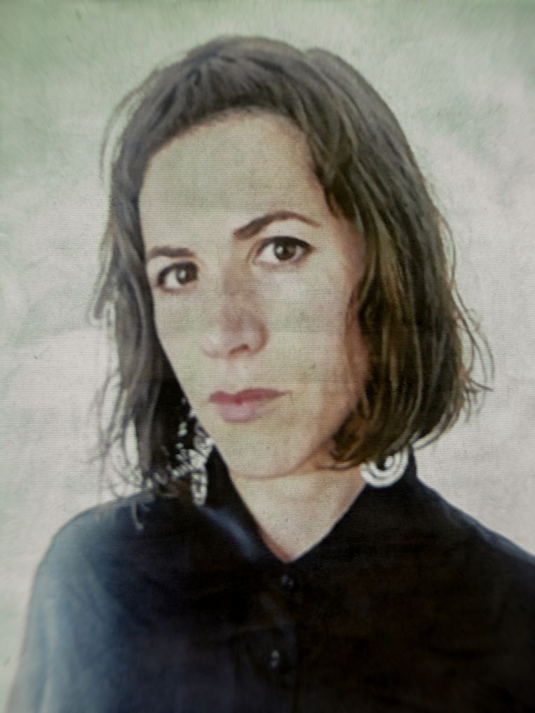 Danielle Alhassid (29). Geboren in Ramat Gan (Israël), woonplaats Tel Aviv-Jaffa. Afstudeerrichting: Fine Arts Beeld © Jitske Schols
