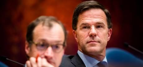 Kamer kruist degens met Rutte en Wiebes over klimaatakkoord