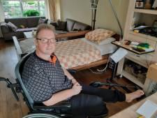 Wijchens kermisslachtoffer Marco heeft al 20.000 euro binnen: 'Alle hulp doet me echt heel veel'