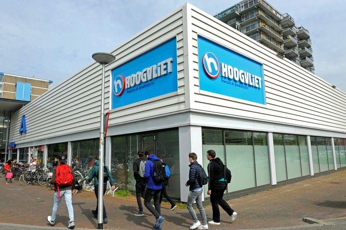 De supermarkten van Hoogvliet sluiten vanavond om 20.00 uur.