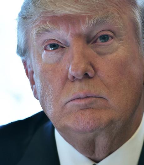 Trump niet naar het Correspondents' Dinner