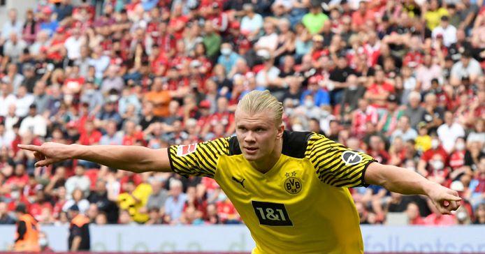 Erling Haaland is de favoriet om topscorer in de Champions League te worden volgens de bookmakers.