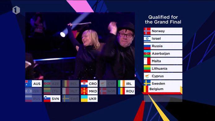 Hooverphonic défendra la Belgique aux côtés de 25 autres pays.