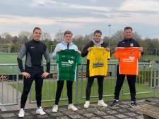 Van der Graaf en Kroezen stappen in bij het nieuwe elftal van Dedemsvaart/SCD'83