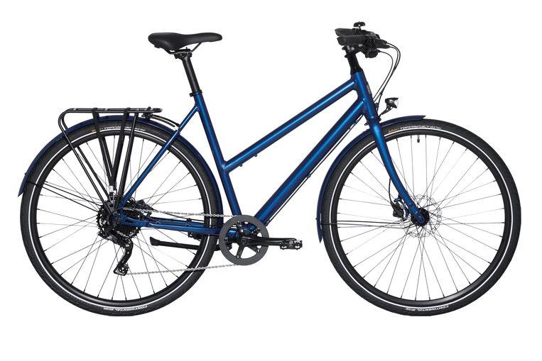 Hoofdprijs is de Ampler Stellar e-bike. Beeld rv