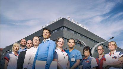 """Miniserie 'Ostenders' levert AZ Damiaan succes op: """"Ruim 460 sollicitaties in een maand"""""""