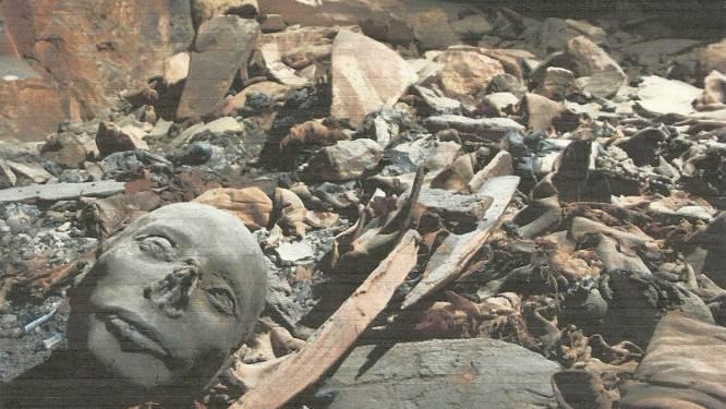 Nieuwe begraafplaats met 50 mummies ontdekt in Egypte