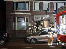 Woningbrand in Kaatsheuvel snel onder controle