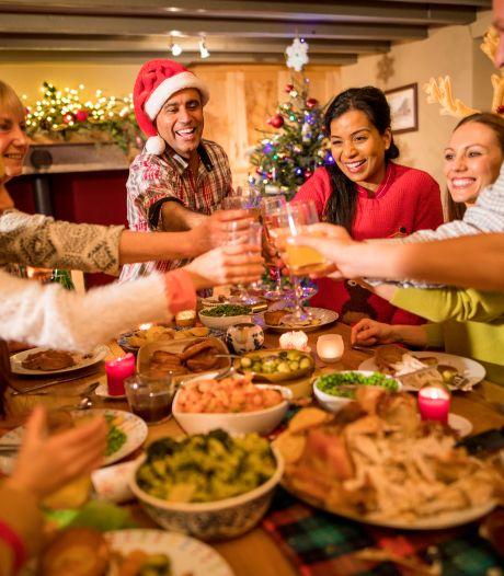Zo voorkom je kerstkilo's: 'Wees niet te streng voor jezelf'