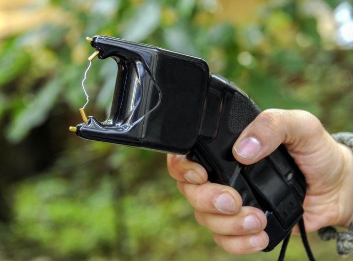 Stroomstootwapen (foto ter illustratie).