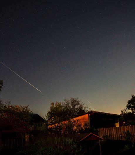 Komende nacht vallende sterren vooral boven Brabant te zien, jaarlijkse meteorenzwerm Lyriden trekt langs