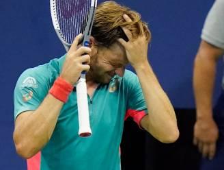 "Goffin onderuit tegen Canadees Shapovalov op US Open: ""Ik onthou de positieve zaken"""