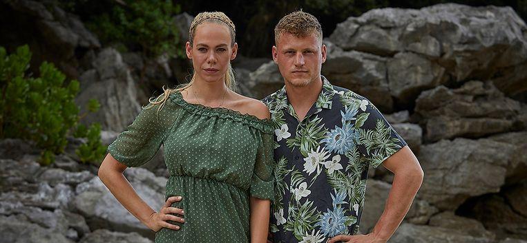 """Columnist Jerry Goossens: """"Waarom zit Nicolette Kluijver eigenlijk in Expeditie Robinson?"""""""