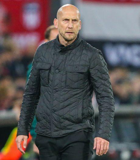 Stam ziet durf bij Feyenoord: 'Daarvoor zijn we beloond'