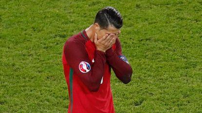 HERBELEEF Hoe Portugal niet verder raakte dan 0-0 na penaltymisser Ronaldo