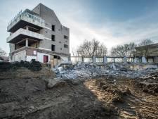Huize Haga in Breda: wat overblijft is puin