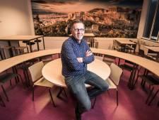 Wim Roetenberg neemt met spijt afscheid van een onderwijsleven: 'Als je een band hebt met leerlingen, zetten ze zich in. Ze willen de docent niet teleurstellen'