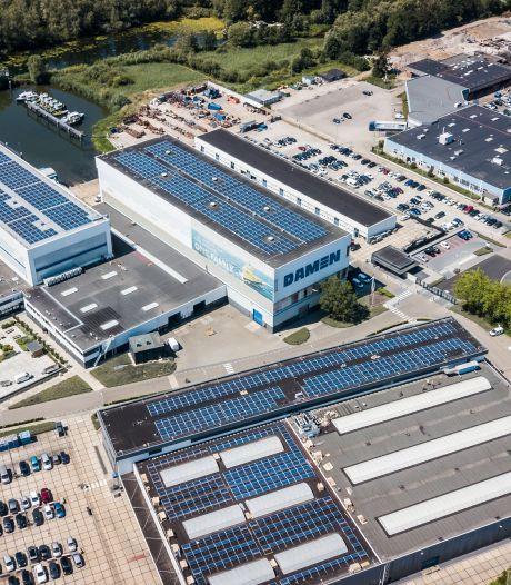 Damen Shipyards haalt miljardenorder binnen, maar de vlag gaat pas uit na goedkeuring Duits parlement