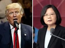 En appelant Taïwan, Trump risque une crise avec la Chine
