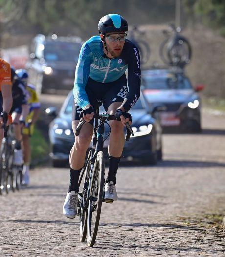 Jan-Willem van Schip laat zich van voren zien in Le Samyn, Budding beste BEAT-renner