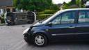 Auto op kant in Deurne