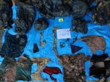 Politie Mexico ontdekt 166 lichamen in massagraven