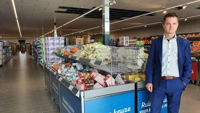 """Aldi opent gloednieuwe winkel aan Spijker: """"Essen was een van de oudste winkels, maar nu een van de grootste"""""""